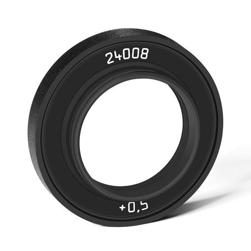 Correction Lens M II - 0.5 For M10