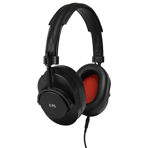 MASTER & DYNAMIC 0.95 COLLECTION MH40 OVER-EAR HEADPHONES (BLACK)
