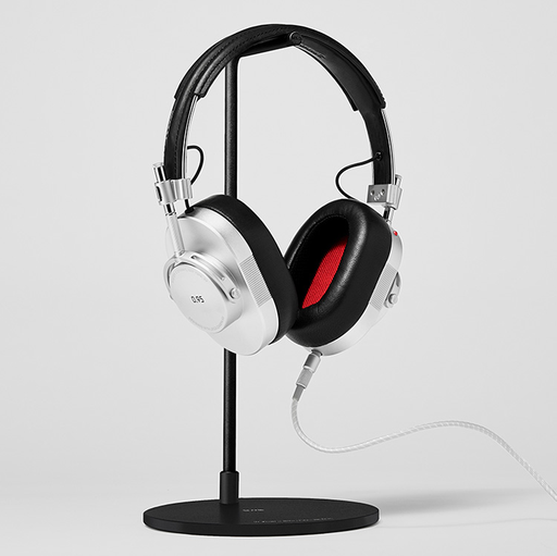 MASTER & DYNAMIC 0.95 COLLECTION MH40S-95 OVER-EAR HEADPHONES (SILVER)