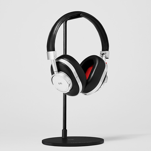 MASTER & DYNAMIC 0.95 COLLECTION MW60S-95 WIRELESS OVER-EAR HEADPHONES (SILVER)