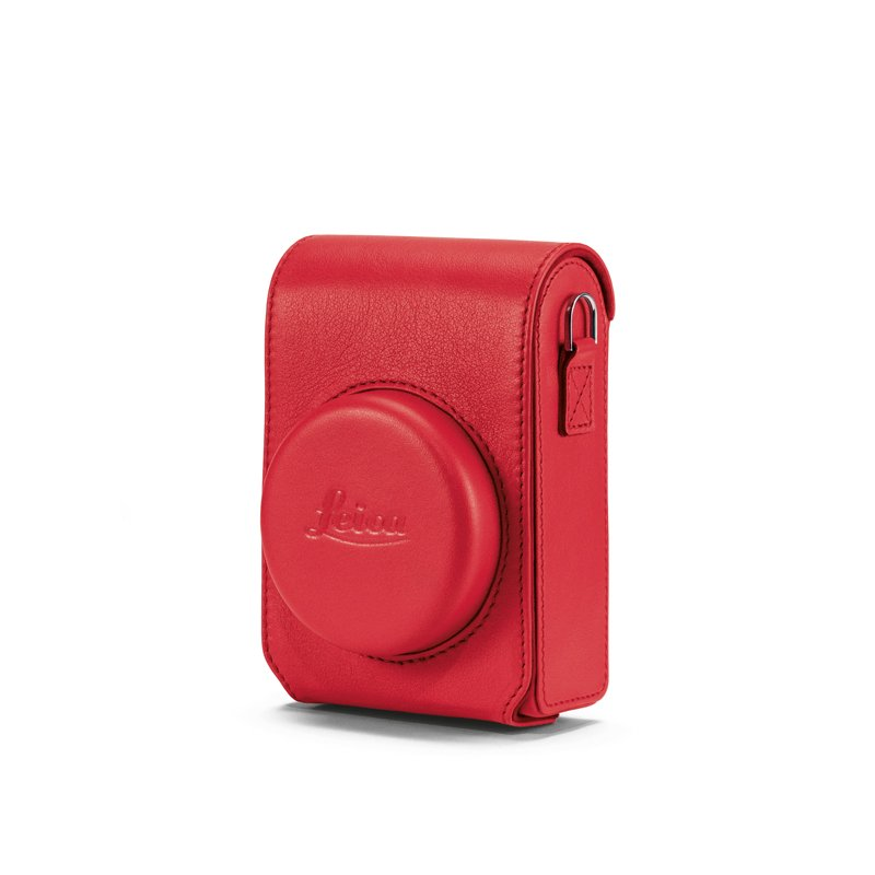 LEICA C-LUX LEATHER CASE, RED