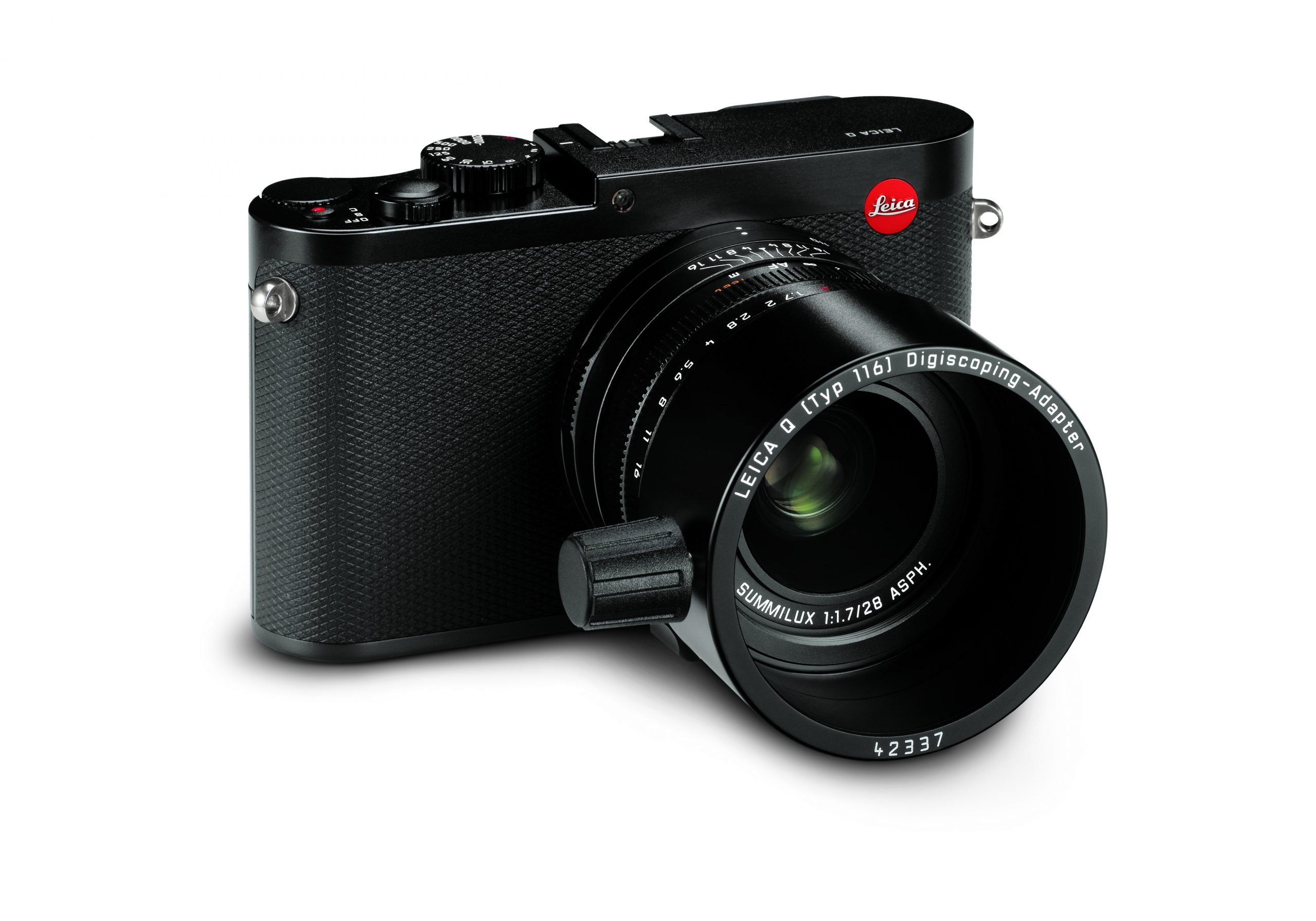LEICA DIGISCOPING ADAPTER FOR Q (TYP116)