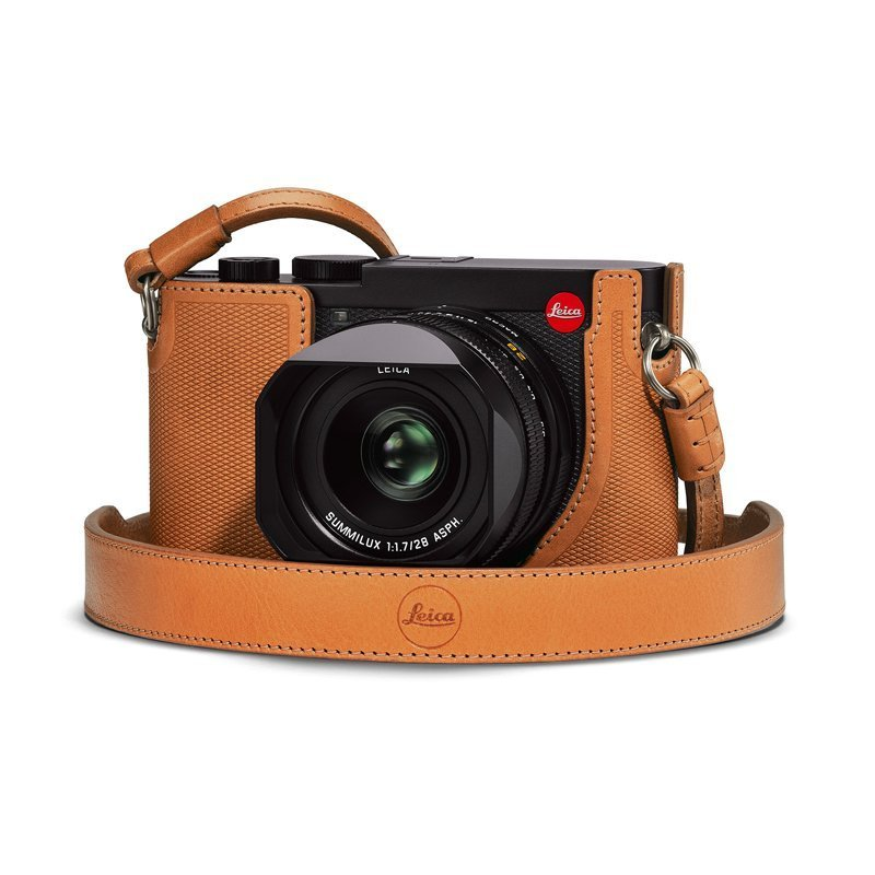 Carrying Strap-Q2, leather, brown