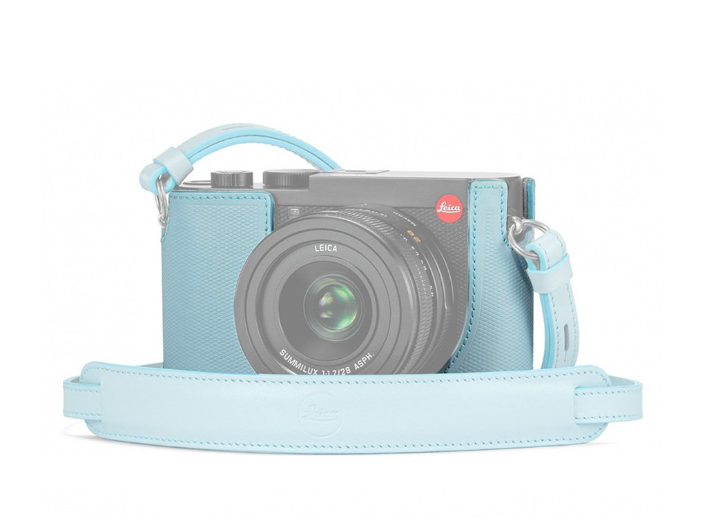 LEICA Q2 PROTECTOR, BABY BLUE - LIMITED EDITION