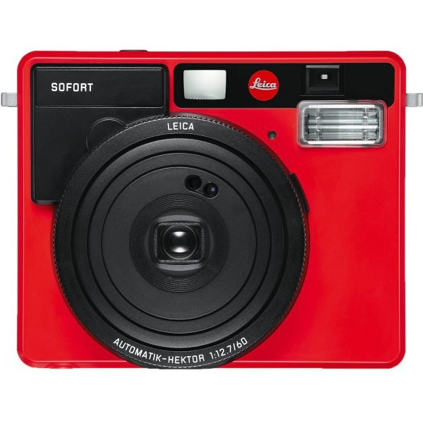 LEICA SOFORT RED
