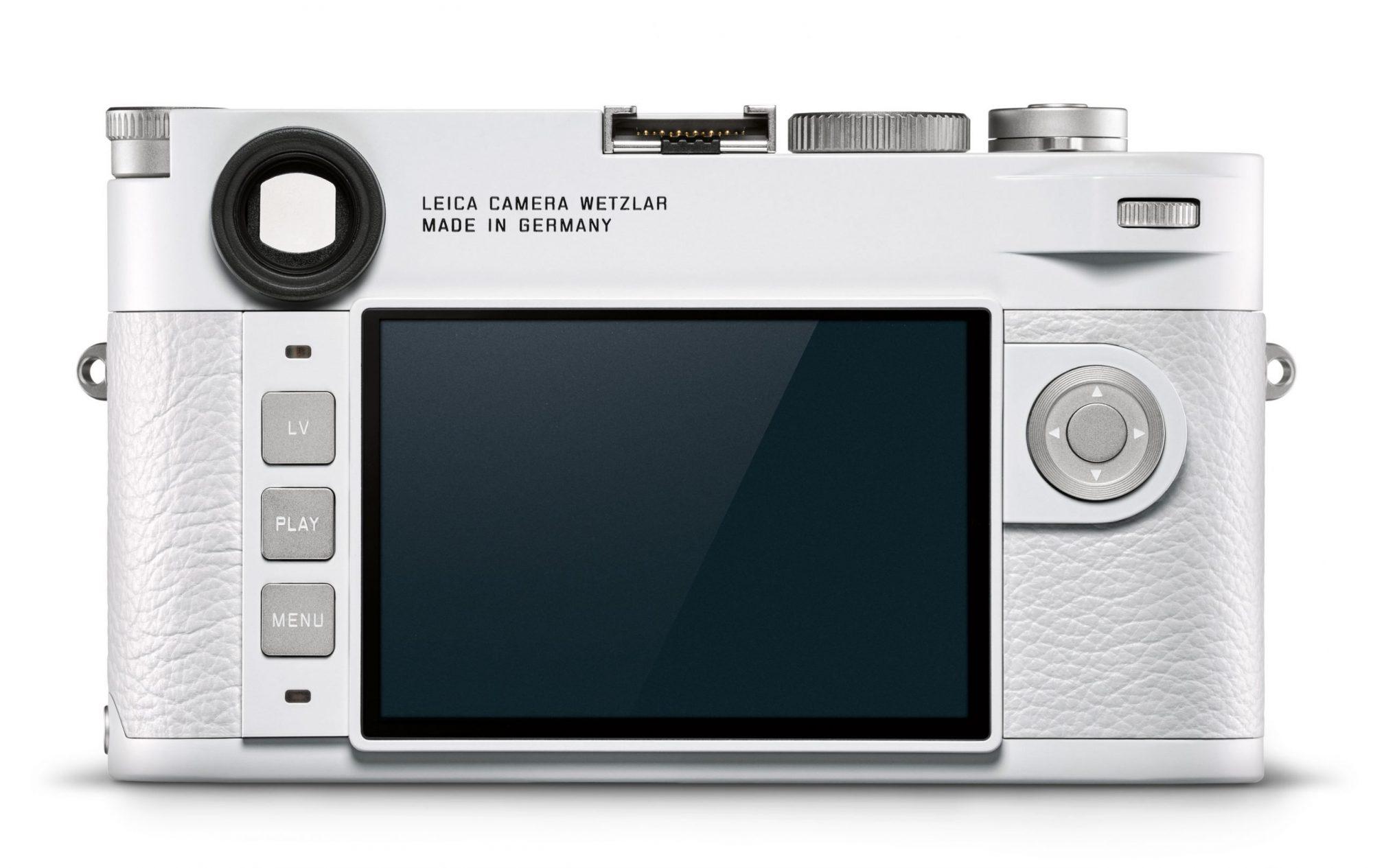 The Leica M10-P 'White'