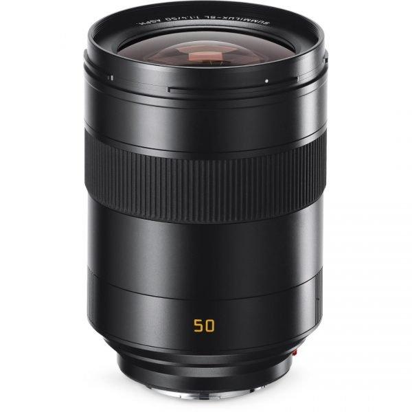 LEICA SUMMILUX-SL 50mm F/1.4 asph (PRE-LOVED)