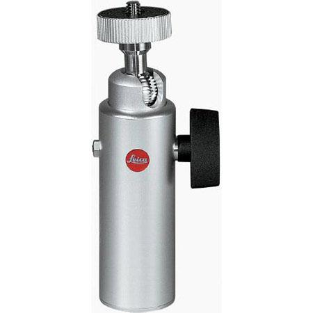 LEICA BALL HEAD 18 LARGE, SILVER FOR TABLE TRIPOD