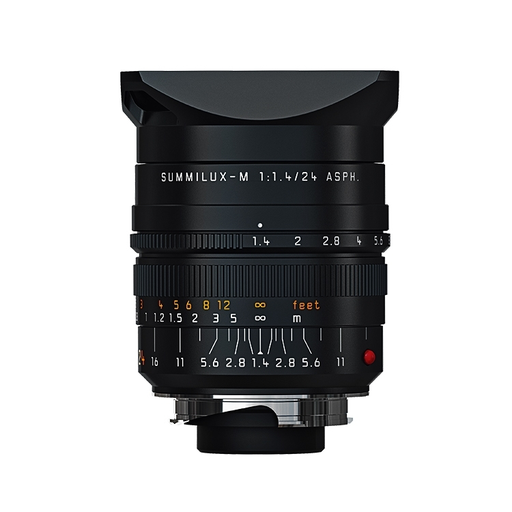 LEICA SUMMILUX-M 24mm f/1.4 ASPH BLACK